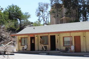 Bates Motel Set